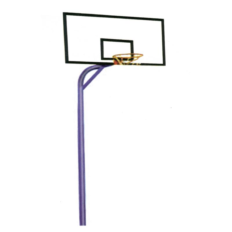 地埋式小篮球架GH-6022
