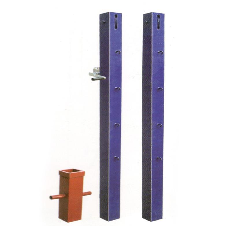 高档插地式网球柱GH-6058