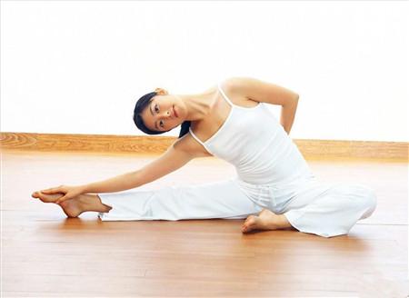 练瑜伽的好处