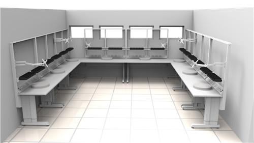 西安防静电工作台组装