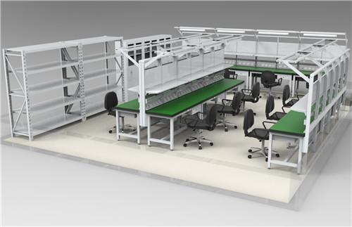 西安防静电工作台设计