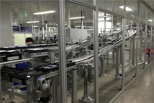 铝型材自动化生产线