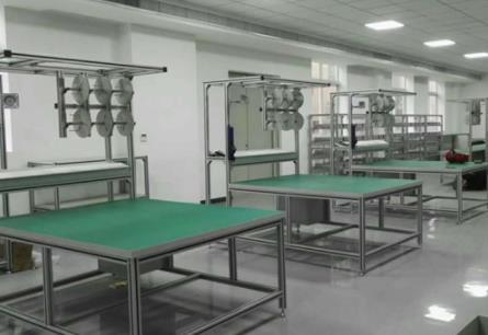 什么是西安工业铝型材洁净棚?