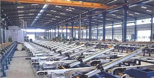 工业铝型材挤压生产工序流程