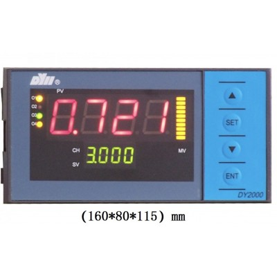 DY2000(A/GA/AAL)自整定PID调节数字/光柱/液晶显示仪表的特点大家了解吗?