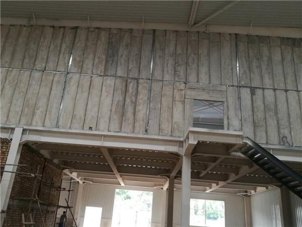 隔墙板安装