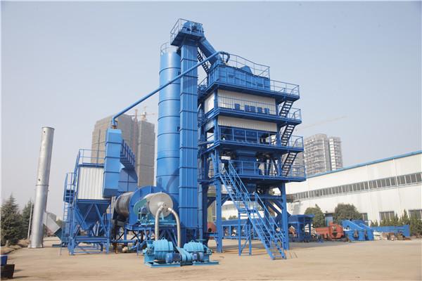 陕西混凝土沥青搅拌设备生产率低的改进措施