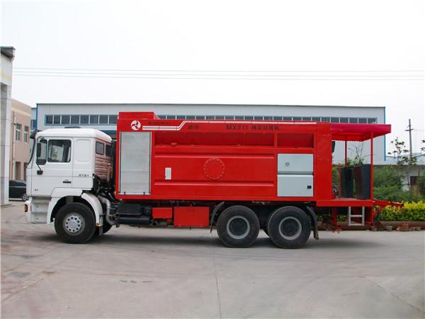 陕西路邦MS211稀浆封层车