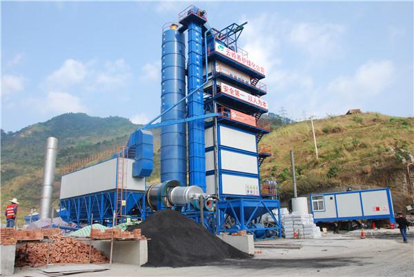 陕西路邦3000型沥青混凝土搅拌设备