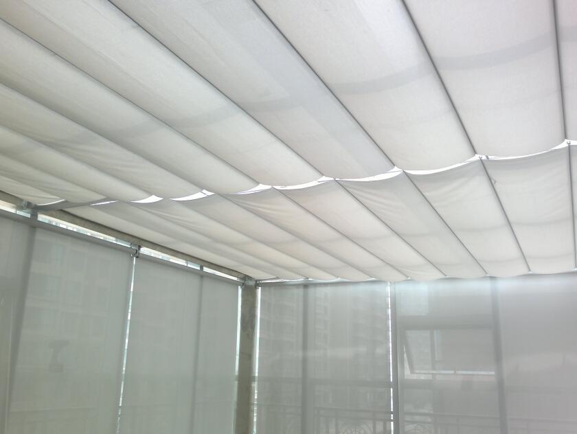 电动天幕遮阳帘等外遮阳帘日常保养和维护