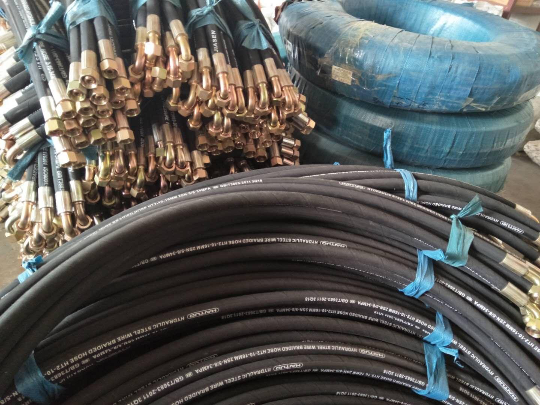 西安高压油管价格
