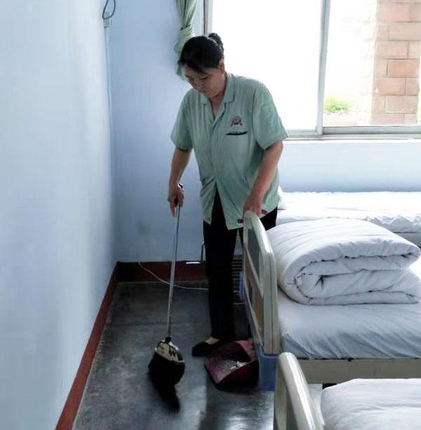 解放军第五三八医院日常保洁及安保项目