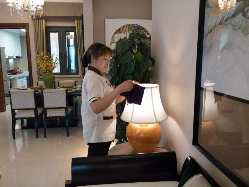 汉台区恒大城小区家政服务