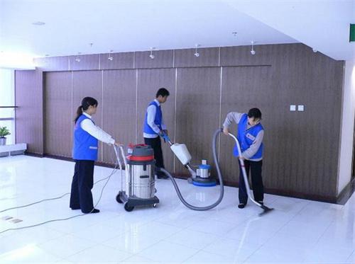 保洁服务应当具有什么标准?