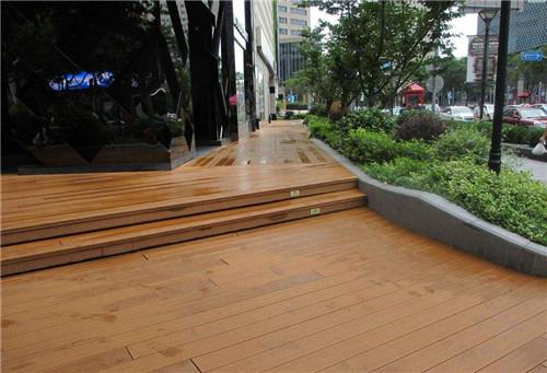 陕西防腐木地板
