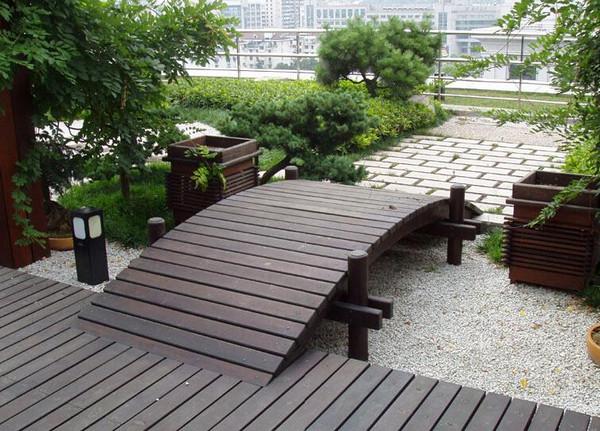 陕西防腐木工程