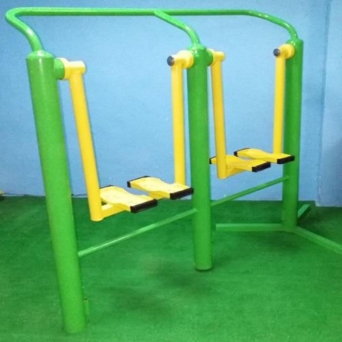 河南室外健身器材双位太空漫步机