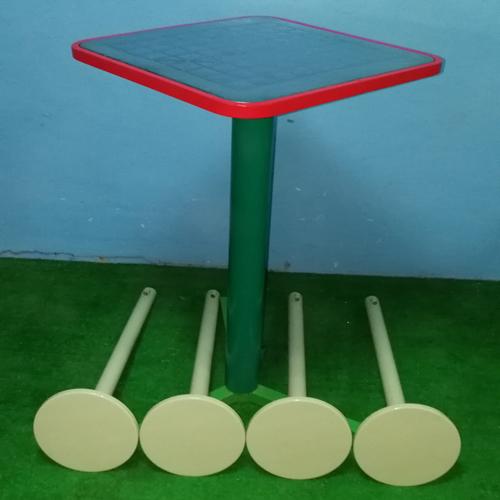 室外健身器材  (棋牌桌)