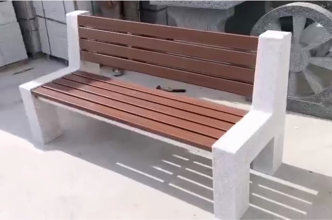 石材休闲椅
