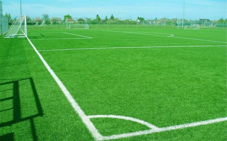 人工草坪足球场工程案例