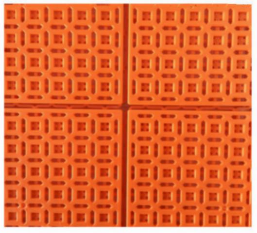 拼装地板  (软连接)