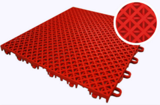 拼装地板  (双层米格)