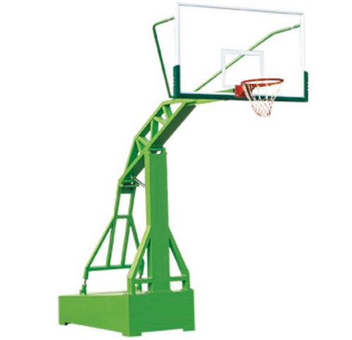 在选择室内篮球架的时候这四点一定要注意