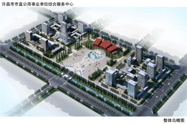 许昌市科技广场