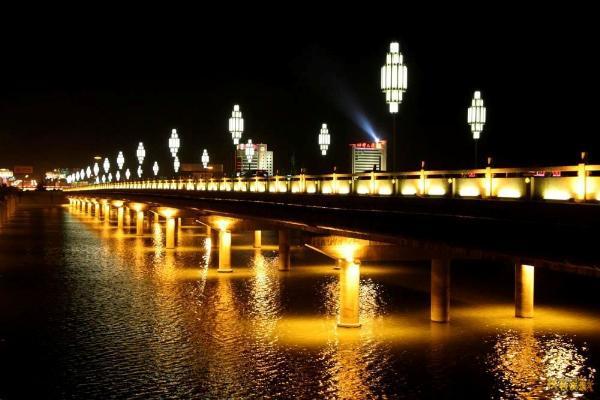 河南陶粒混凝土案例-洛阳牡丹大桥