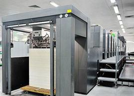 企业印刷环境