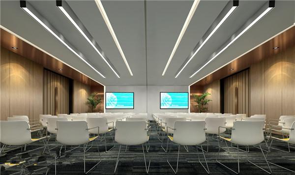 培训会议桌设计