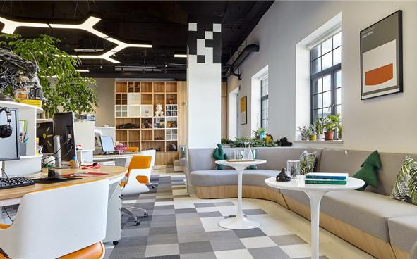 西安休闲办公沙发设计