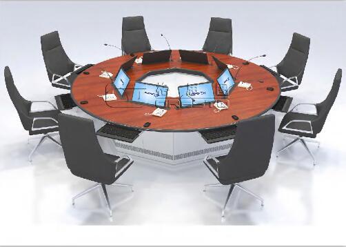 无纸化会议桌案例展示