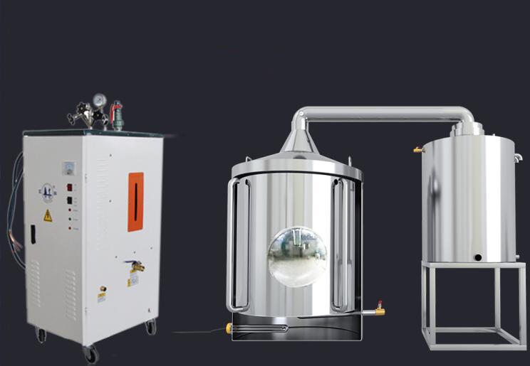 生物颗粒蒸汽发生器