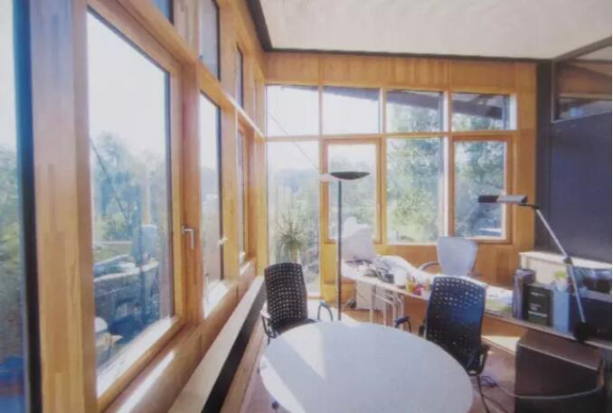 小编向你讲解西安铝木门窗种类及标准是什么?
