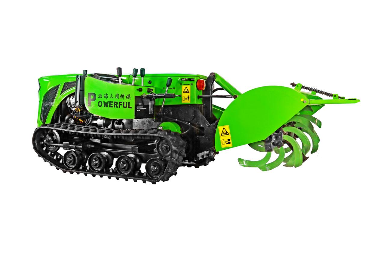 自动旋耕机主机