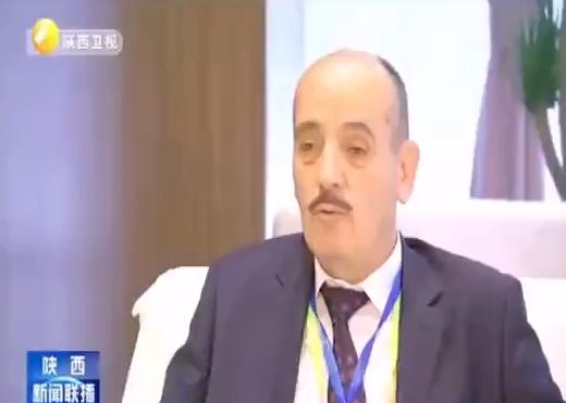 杨凌农高会塔吉克斯坦农业部副部长