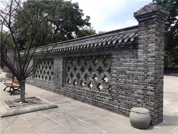 陕西青砖案例