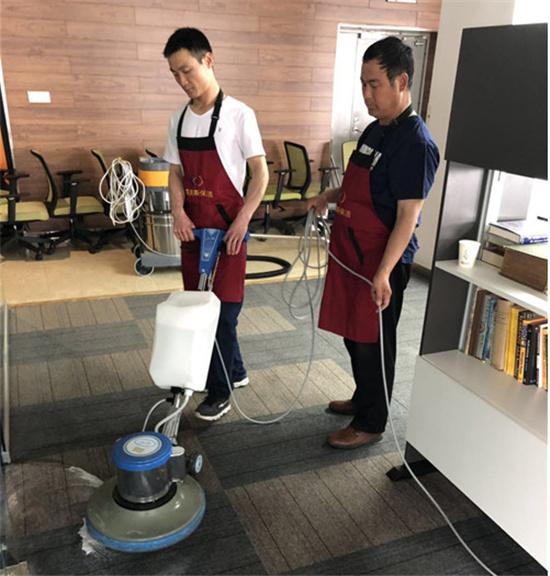 依美珂保洁-办公楼保洁的工作和注意事项