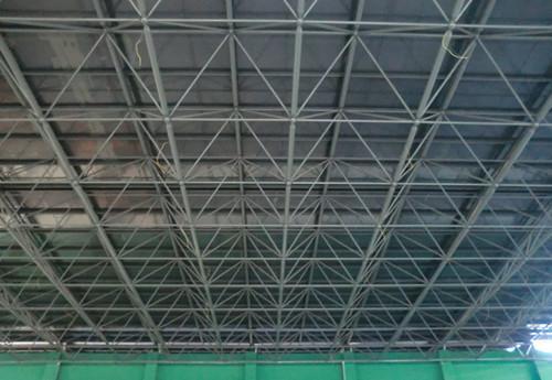 陕西网架-项目