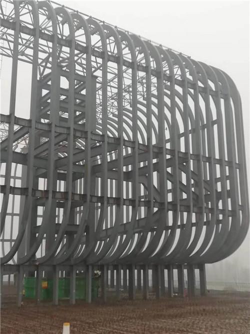 陕西钢结构展示