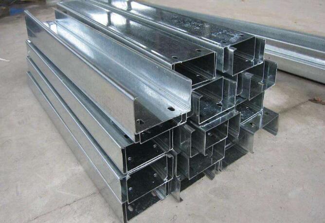 陕西彩钢C型钢单品