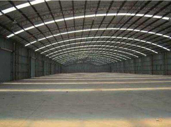 陕西钢结构轻钢大棚工程案例