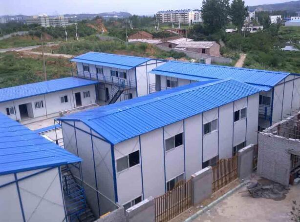 陕西彩钢-活动房工程