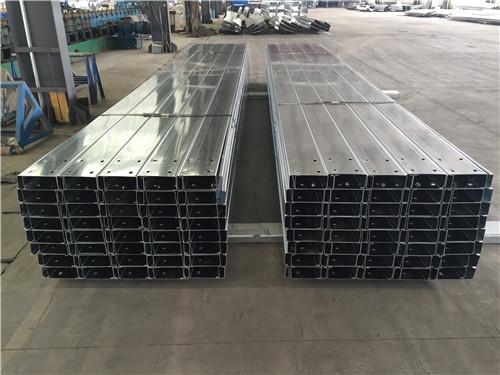 陕西彩钢Z型钢产品