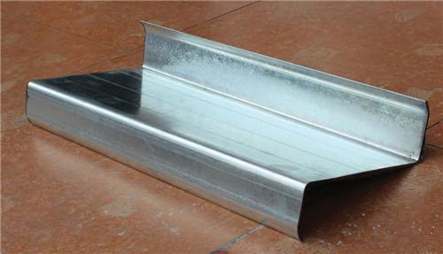 陕西彩钢Z型钢展示