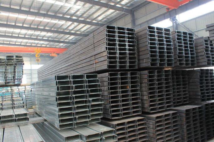 陕西彩钢C型钢生产