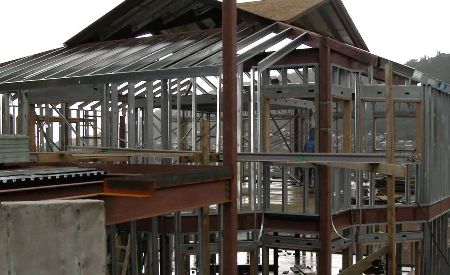 陕西钢结构