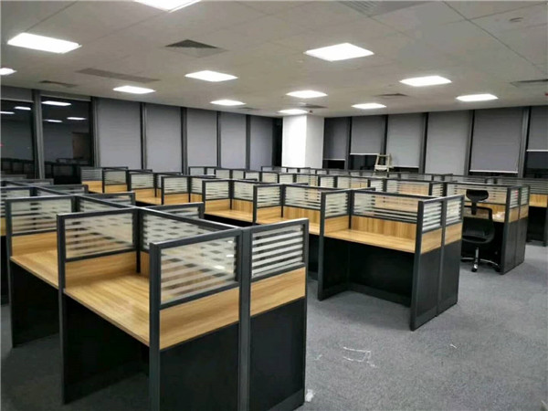 西安办公桌屏风工作位