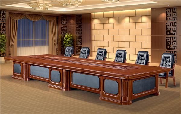 陕西实木会议桌